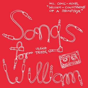 Songs for William Record Cover