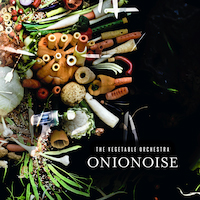 onionoise cd cover by tina frank and elvira stein